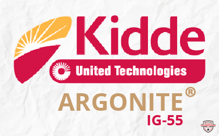 kidde argonite IG55 suppression